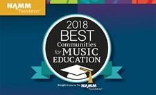 Best Community Music Education Logo