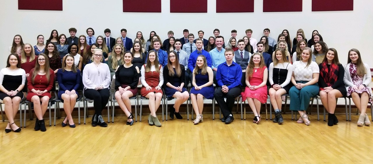 NHS Inductees