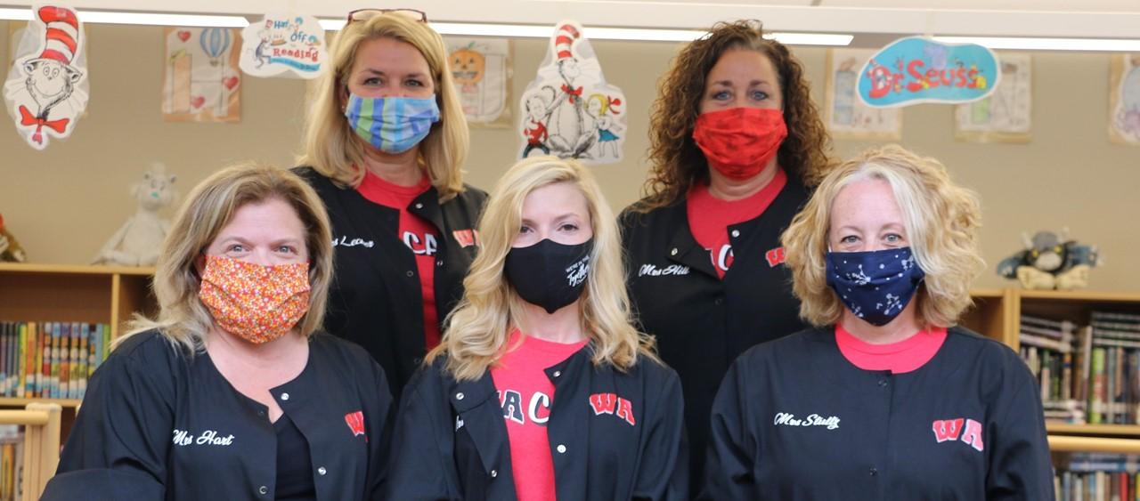 Five WA nurses