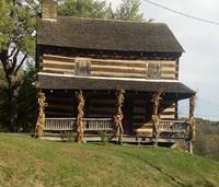 The McAdow-McAdams Wilson Log House